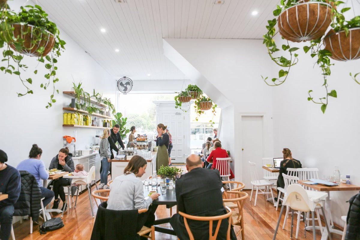 Fourth Chapter - 385 High Street, Prahran, Melbourne based cafe